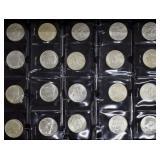 Coins - 20 AU/BU Kennedy Half
