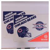 World Champion Chicago Bears Commemorative Prints