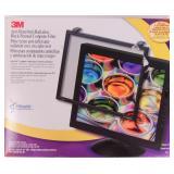 Screen Anti-Glare Filter & Extension Mirror