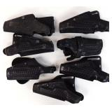 Lot of Leather Holsters - 7