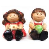 Pair - Cabbage Patch Banks