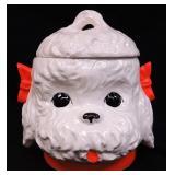 Cookie Jar - Poodle, Japan
