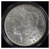 Coin - 1884 Morgan Silver Dollar