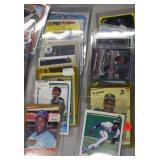 Bo Jackson sports card lot