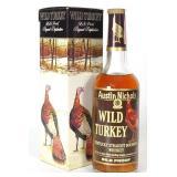 1981 Nichols Wild Turkey Whiskey (750ml, 86.8Pr)
