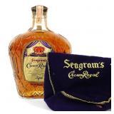 1962 Crown Royal Whisky