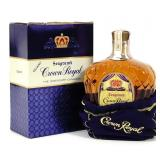 1969 Crown Royal - Quart
