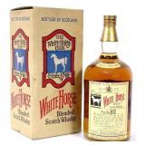 White Horse Blended Scotch Whisky Bottle