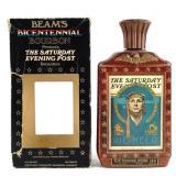Jim Beam Bicentennial Bourbon Decanter