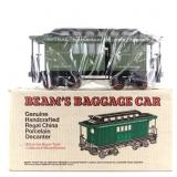 Jim Beam Train Passenger Car Decanter