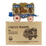 Jim Beam Circus Wagon Decanter