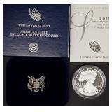 2015-w proof Silver Eagle