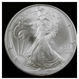 1995 BU Silver Eagle