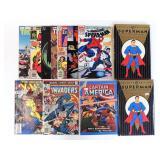 Comics and Graphic Novel Lot