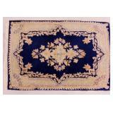 Blue Kermin Persian Rug
