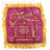 World War II era pillow covers (4)