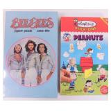 BeeGees Puzzle (1979), Peanuts color forms