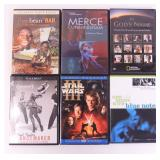 Collection of DVDs (6)
