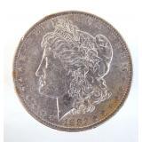 1882 - o Morgan Silver Dollar