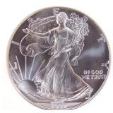 1992 Silver Eagle