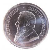2018 BU Silver Krugerrand