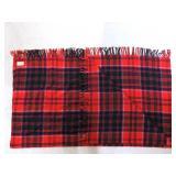 Red Tartan Blanket