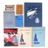 Collection of WWI / WWII Military Books