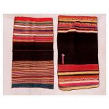 2 Piece Fabric Art