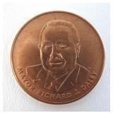 Richard J. Daley 5th Inauguration Medal