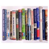16 Military Books