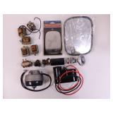 Sears Ampmeter, Switches, mirrors, Hamm