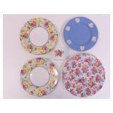 Royal Albert Bone China Plates & Wedgwood