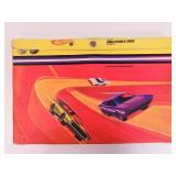 Hot Wheels Collector Case & Record Case