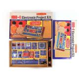 Science Fair Project Kit & Radio Shack RC Cars