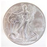 2002 BU Silver Eagle