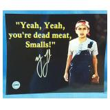 "Marty York signed ""The Sandlot"" 8x10 Fiterman"