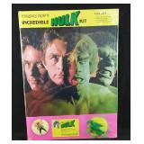 Rare 1970s Incredible Hulk Kit in original sealed