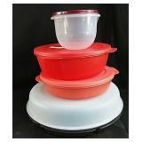 New Tupperware - Serving Center, 2 Large