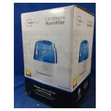 New mainstays 2.2 L ultrasonic Humidifier