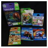 Leapfrog accessories and extras