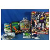 New transformers rescue bots, power rangers, tube