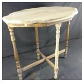 Accent table, need some tlc, 30x19x28H