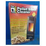 As New CSL pellet stove cleaner