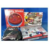 New sealed Tiddlywinks game, Build and Go and
