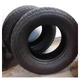 2 Cooper tires m+s LT265/70R17