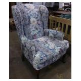 wingback chair matching lot 289 and 290
