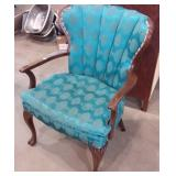 fanback Accent chair