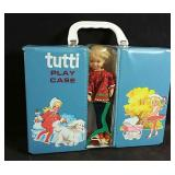 Original Tutti Playcase with Tutti and friend