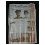 Authentic Daily Mail newspaper from June 30, 1919