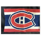 Montreal Canadiens floor mat 32x21""